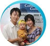 Cordlife Parents testimonial